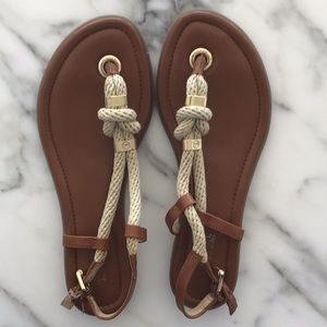 Michal Kors designer sandals